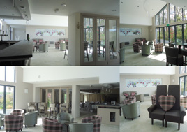 Wolfscastle Hotel Before